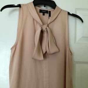 THEORY all pure silk NWT blouse